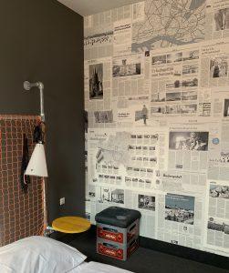 Zimmer im Hotel Superbude