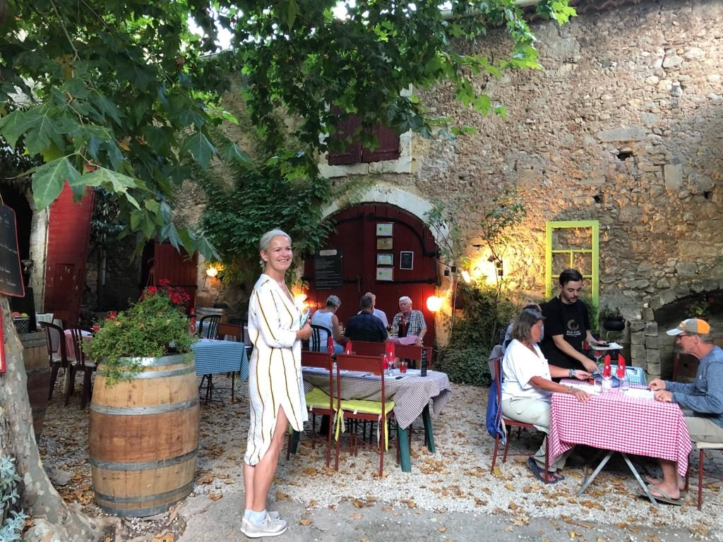 La Table du Vigneron in Capestang