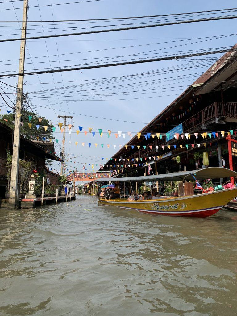 Die Khlongs von Dam Noen