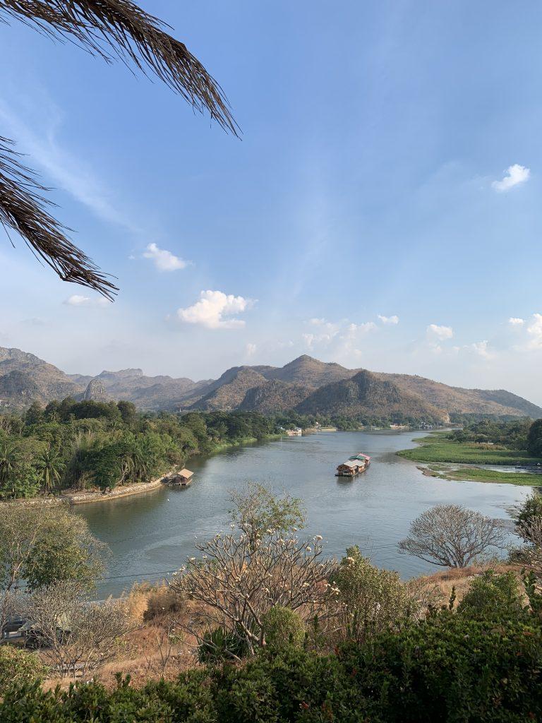 Flusslauf des River Kwae