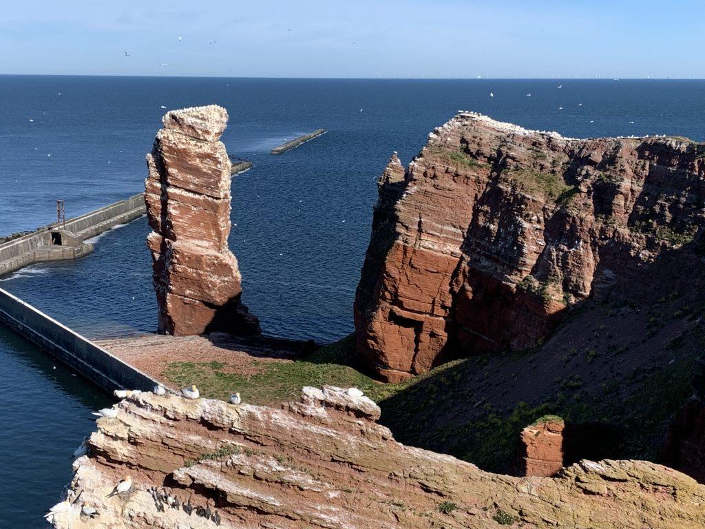 Die lange Anna - Helgolands Vogelfelsen