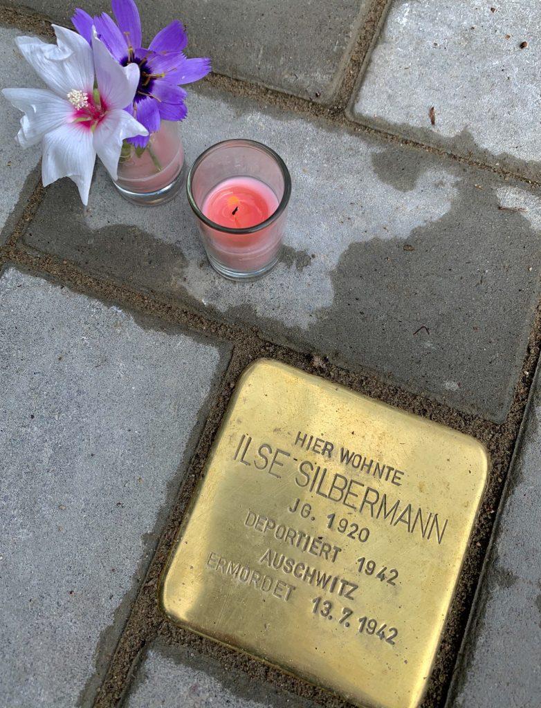 Stolperstein Ilse Silbermann